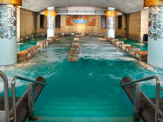 La perla spa y restaurante donosticlickdonosticlick - Spa san sebastian de los reyes ...