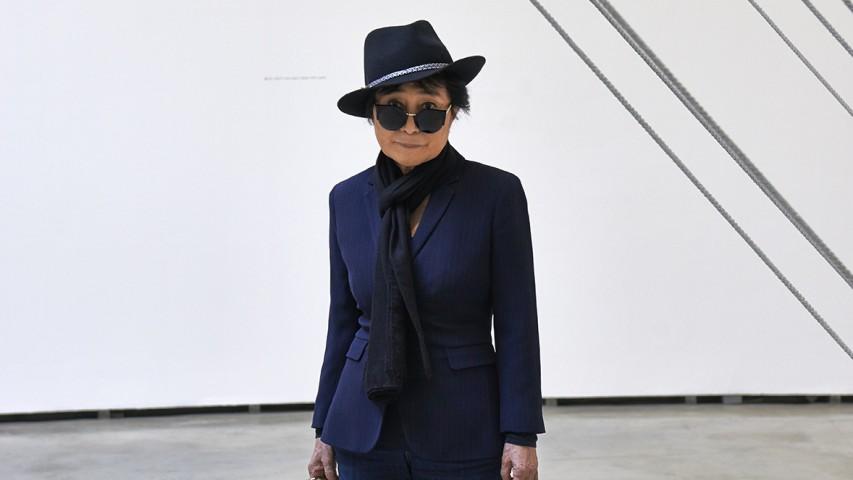 """La retrospectiva """"Half-a-wind-show"""" de Yoko Ono muestra una """"leyenda viva"""