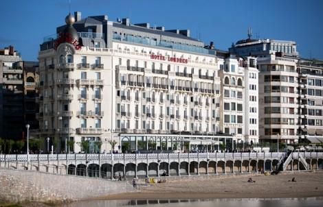 hotel londres inglaterra donostia