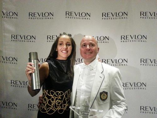 Ziortza Zarauza de Centro Beta recibe The Best Technique Award Internacional