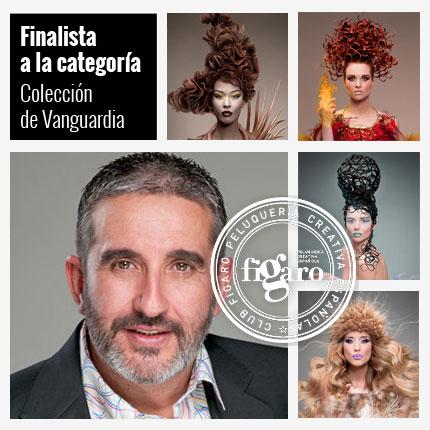 Gonzalo Zarauza nominado a los premios Fígaro
