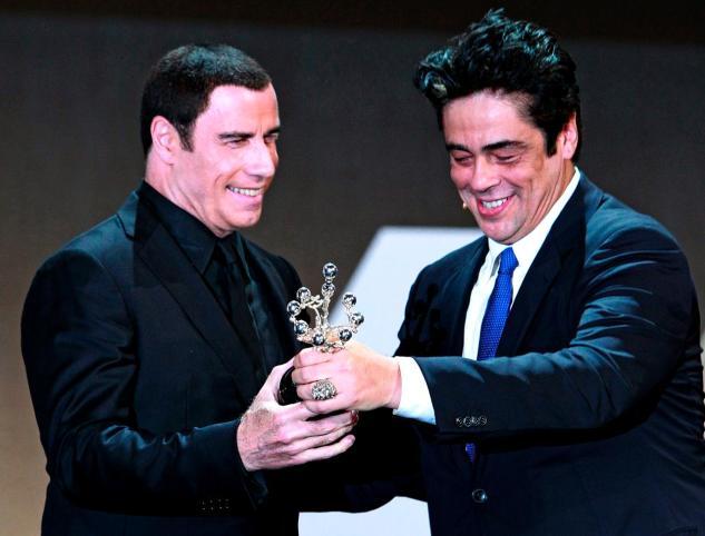 Benicio del Toro en Festival de Cine San Sebastián