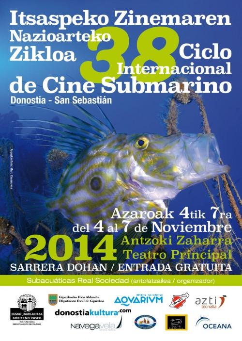 iclo internacional cine submarino