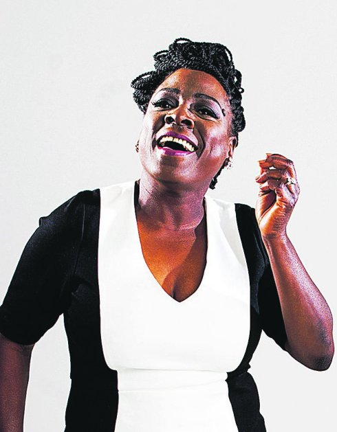 La vocalista Sharon  Jones regresa a Donostia