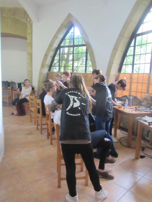 Escuela de Imagen en San Sebastián: Centro Beta