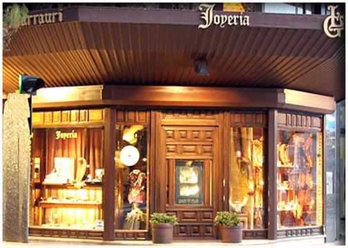 Joyerías en San Sebastián: Gonzalez Larrauri