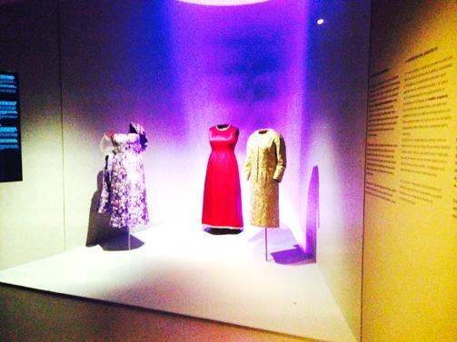Maleta de una modista en Museo Balenciaga