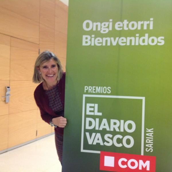 Premios WEBS donostia Diario Vasco