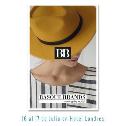 Feria Basque Brands en Hotel Londres