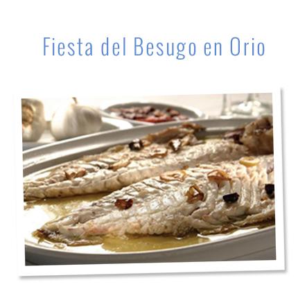 Fiesta del Besugo en Orio