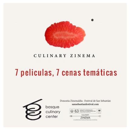 Culinary Zinema: Cine y Gastronomía