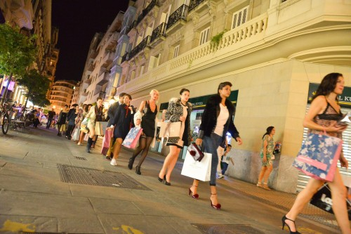 shopping gauean 2015 donostia