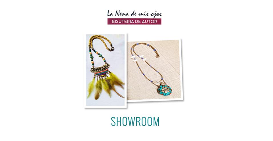 Showroom La Nena de mis Ojos