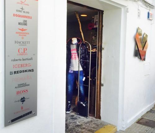 Moda L M Boutique ibiza donostia