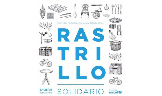 Rastrillo Solidario en Hotel Maria Cristina