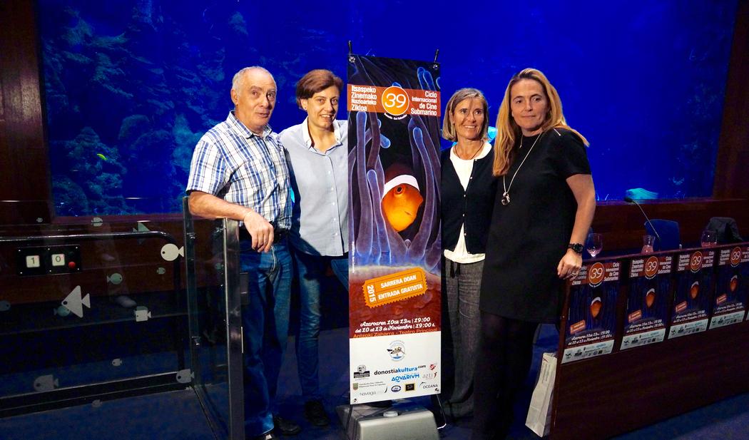 Festival CIMASUB2015 nos lleva al Mar