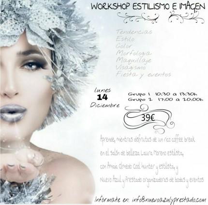 workshop donostia estilismo imagen Nuevo Azul y prestado