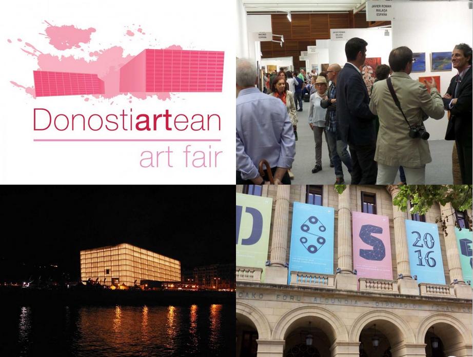 Feria Internacional de Arte Contemporáneo: DonostiArtean