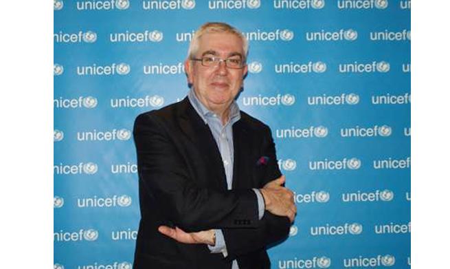 Isidro Elezgarai elegido nuevo Presidente de Unicef