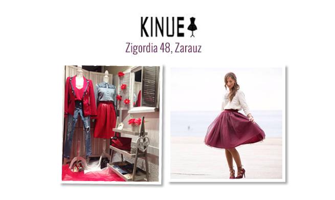 Esta Primavera viste con estilo con Kinue