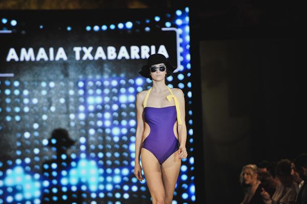 Amaia Txabarria diseñadora bikinis