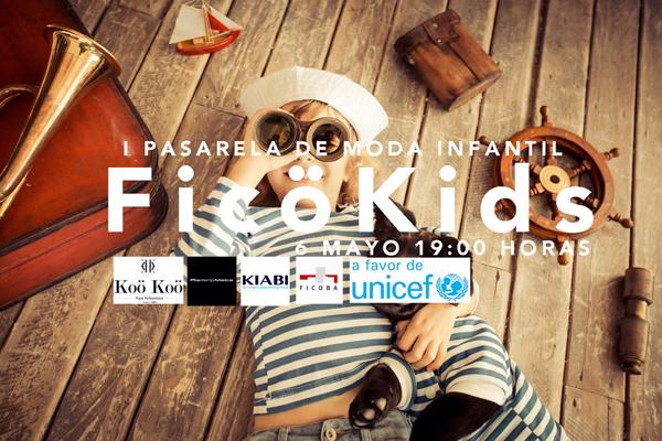 Pasarela de Moda Infantil FicoKids