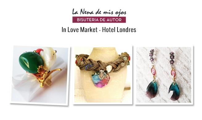 Bisutería Artesanal en In Love Market