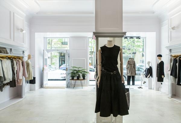 Nueva Tienda de Minimil en San Sebastián