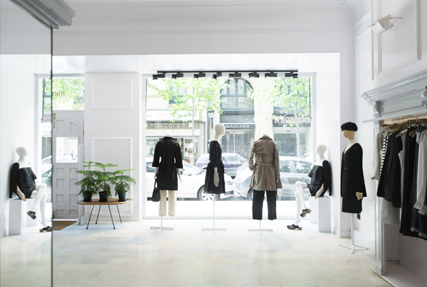 minimil shopping donostia moda