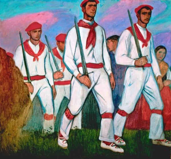 Tratado de Paz  San Sebastian Museo San Telmo