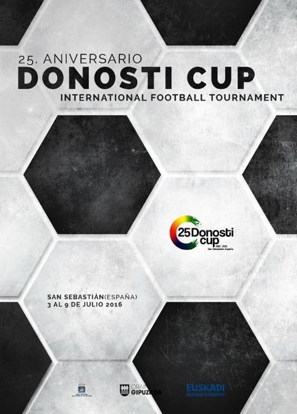 donosti cup 2016 cartel