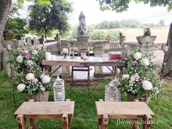 flores donostia bodas eventos flowers&co