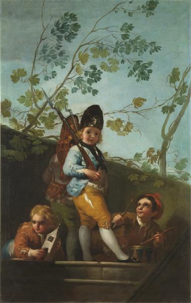 tratado de paz-museo dan telmo-donostia- Francisco de Goya y Lucientes