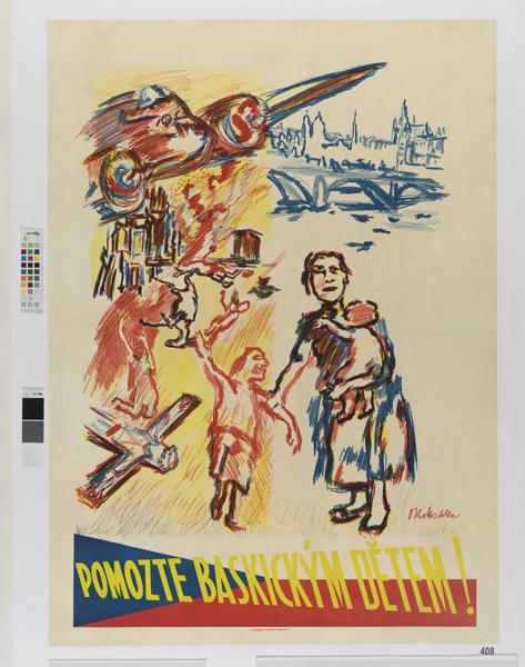 tratado de paz-museo dan telmo-donostia-Oskar Kokoschka