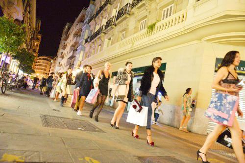 Rebajas SS en Moda San Sebastián