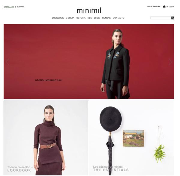 minimil moda shopping donostia