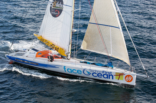 La flota de la Vendée Globe regresa al Atlántico