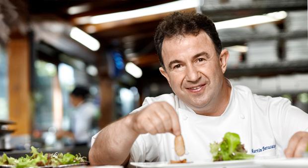 Restaurante Martín Berasategi 3 Estrellas Michelín en Lasarte