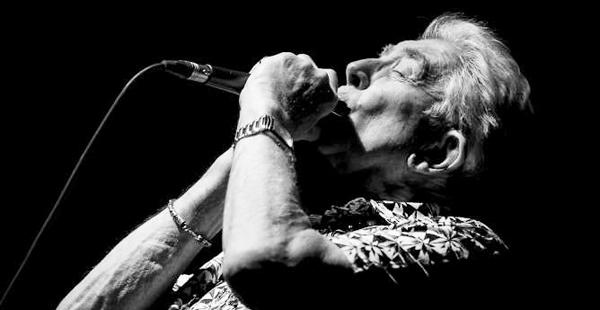 El Blues de John Mayall inunda Donostia