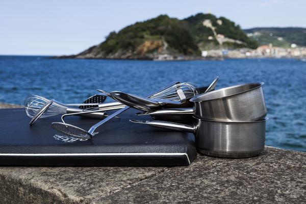 Cocina en los Campamentos de Verano del Basque Culinary Center