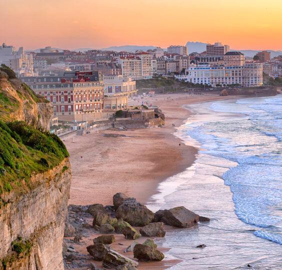 Biarriz: el sonido de la Francia más romántica