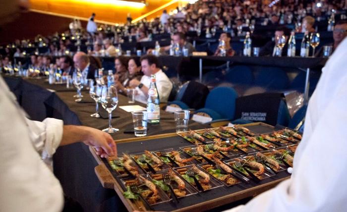 El Kursaal de San Sebastián se llena de alta Cocina