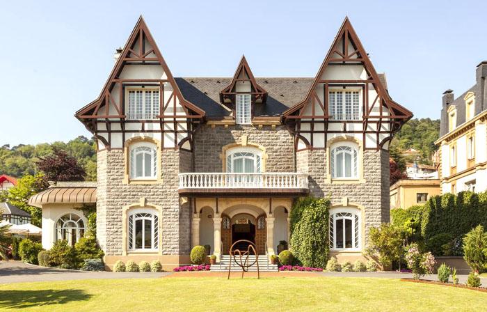 Villa soro un hotel con encanto en san sebasti n for Hoteles con habitaciones familiares en san sebastian
