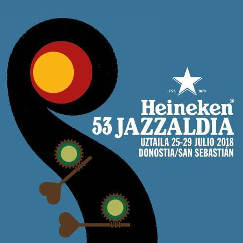 Heineken Jazz 2018 – Donostia / San Sebastián