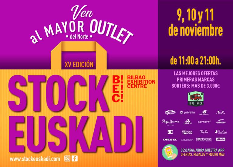 Stock Euskadi celebrará su 15 edición en el BEC