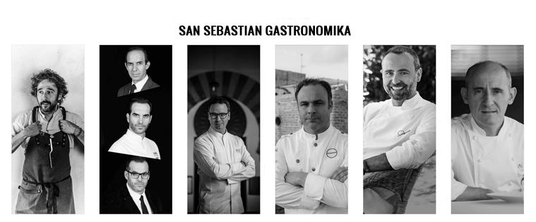 San Sebastián Gastronomika celebra su 20 aniversario