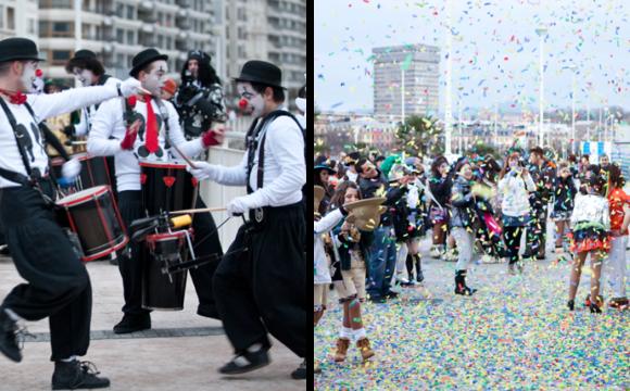 Carnavales 2019 – El Plan más esperado en San Sebastián