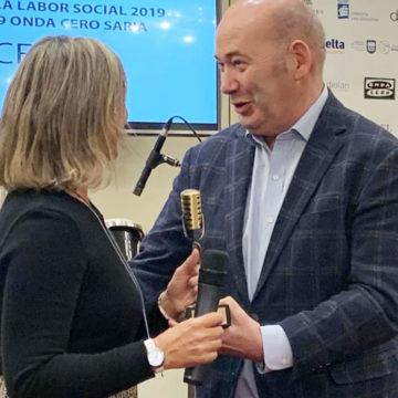 Premio Solidaridad de Onda Cero y A3M a UNICEF Gipuzkoa