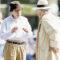 Woody Allen y Willem Dafoe y Viggo Mortensen en el 68 Festival de San Sebastián
