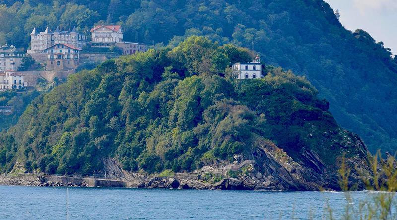 Isla de Santa Clara y el faro